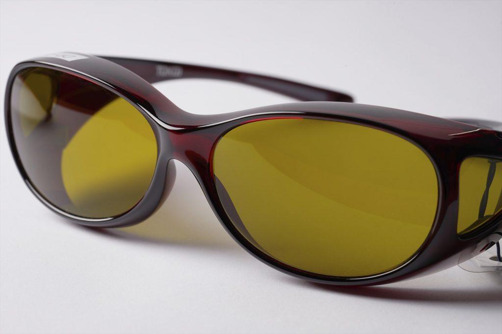 ①遮光眼鏡